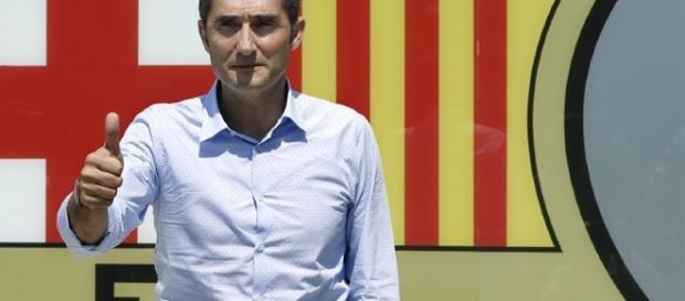 """Valverde desea que los culés """"disfruten"""" y que los jugadores """"se ... - elpais.cr"""