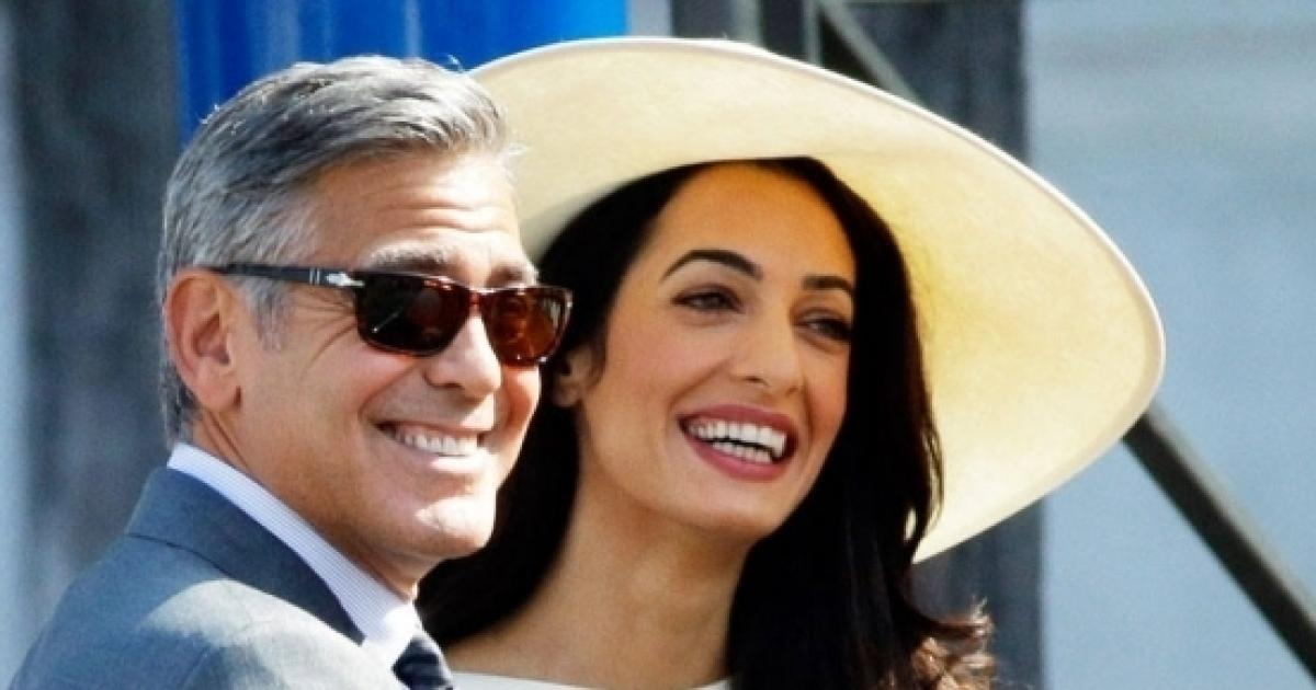 Amal Clooney Births Ella And Alexander