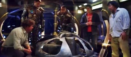 Stargate Universe / Photo screencap from Stargate via Youtube