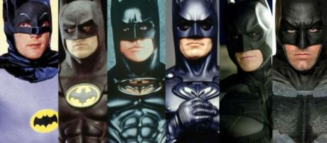 The Code Is Zeek: Batmen - The Many Faces Of The Dark Knight - thecodeiszeek.com