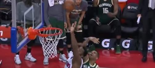Andre Drummond Top 10 Plays / Screencap NBA Reel via Youtube