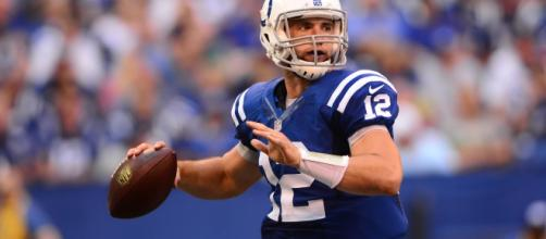 Andrew Luck, Indianapolis Colts - YouTube screen cap
