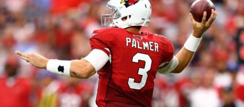 Carson Palmer, Arizona Cardinals - YouTube cap