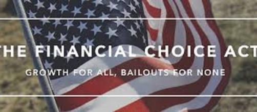 Financial Choice Act (House Financial Services Committee)