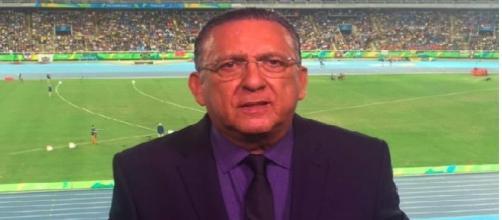 Galvão Bueno da Rede Globo não é mais o mesmo