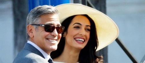 George Clooney Is a Dad! Amal Clooney Gives Birth to Twins ... - eonline