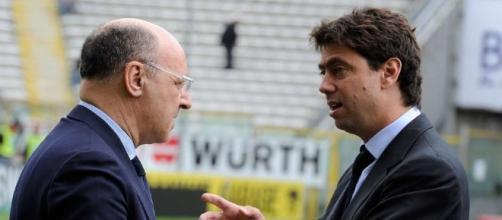 Giuseppe Marotta e Andrea Agnelli - goal.com