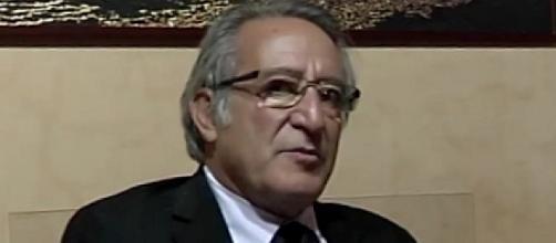 Il presidente del Benevento, Oreste Vigorito