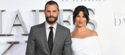 Jamie Dornan and Amelia Warner are reportedly divorcing. Photo by Mahi's World/YouTube Screenshot