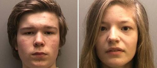 Kim Edwards e seu namorado Lucas Markham planejaram a morte da mãe e da irmã da adolescente