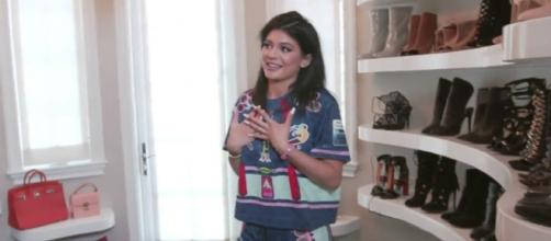 'KUWTK' star Kylie Jenner - Image Screenshot Kylie/Youtube