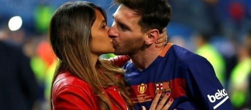 Lionel Messi y Antonella Rocuzzo se casarán el 30 de junio