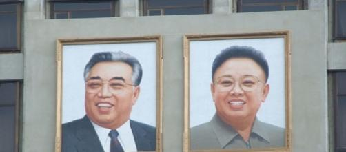 North Korea leaders / Photo CC BY-SA 3.0 via Wikimedia
