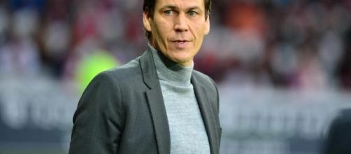 Rudi Garcia - Coach de l'Olympique de Marseille
