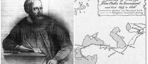 Ruy González de Clavijo, el 'Marco Polo madrileño'.