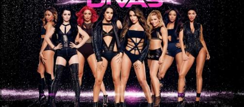 The hit show 'Total Divas' has episodes on E! and WWE Network. [Image via Blasting News image library/inquisitr.com]