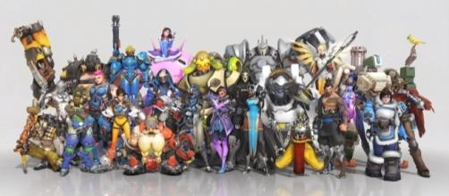 The Overwatch crew grabbed (Image from Overwatch / Youtube)