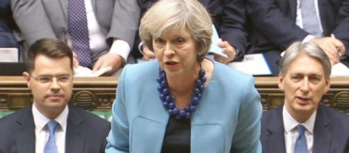 Theresa May could be forced into snap general election after ... - dailyrecord.co.uk
