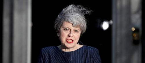 Theresa May decided to call snap General Election while walking in ... - thesun.co.uk
