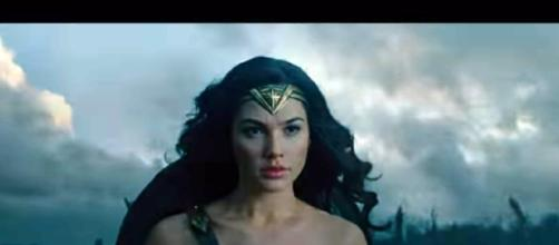 WONDER WOMAN – Rise of the Warrior/ screencap from Warner Bros. via Youtube