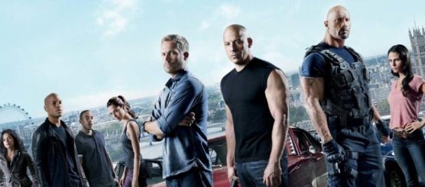 Al completo, il cast di Furious 8 - dupontregistry.com