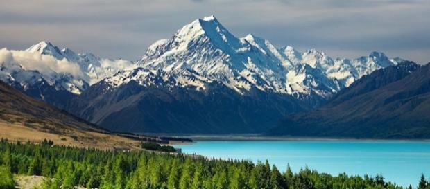 Anorak Mt Cook New Zealand - courtesy Canterbury University NZ