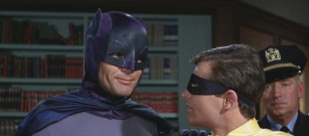 Batman star Adam West dead at 88. -Flickr