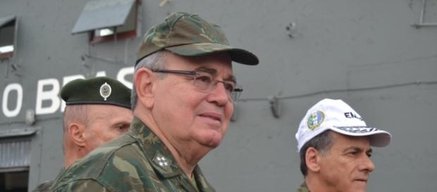 Comandante da Marinha, Eduardo Bacellar