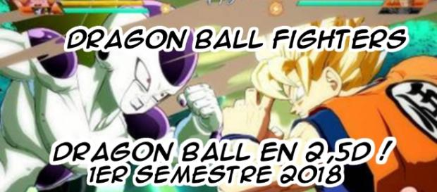 Dragon Ball en 2,5D ! Le jeu de combat ultime par Arc System Work !