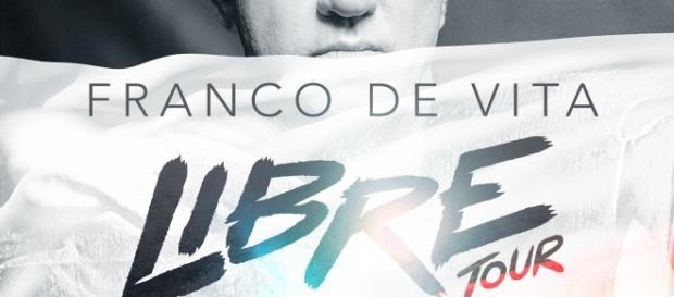 """El cantante venezolano regresa a nuestro país con su gira mundial """"Libre""""."""