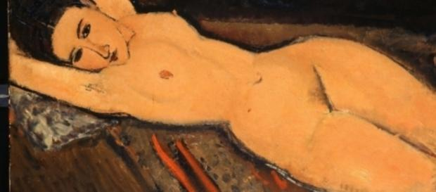 Il nudo di Modigliani censurato per tre giorni da Facebook