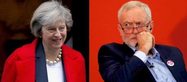 ITV will 'empty chair' May and Corbyn after they rule out TV ... - businessinsider.com