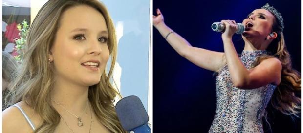 Larissa Manoela explica polêmica sobre seu show