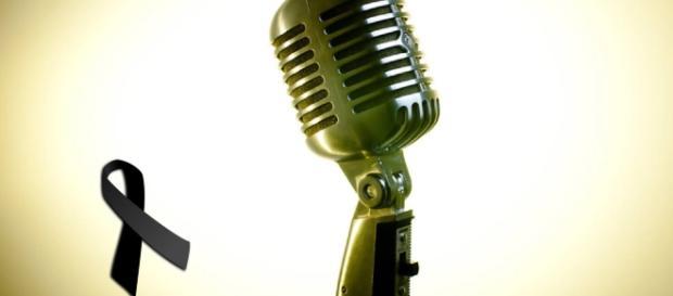 Luto na música - Imagem/Google