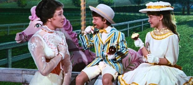 Mary Poppins - YouTube/Jeyson999