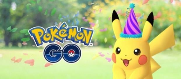 'Pokemon Go' anniversary celebrations are being planned. | from 'PokeJungle' - pokejungle.net