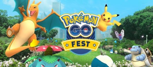 Pokémon Go Fest, l'événement de l'été 2017 !
