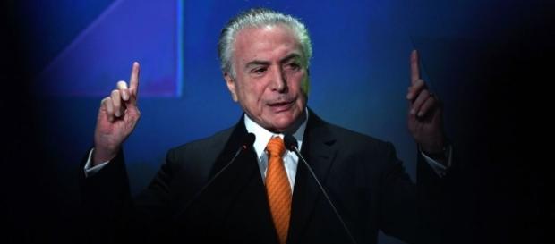 Presidente Michel Temer já planeja como enfrentar provável denúncia de Rodrigo Janot ( Foto: Reprodução)