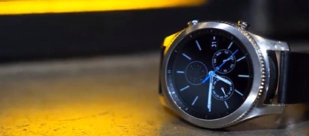 Samsung Gear S3 Classic LTE / Phonetech via Youtube