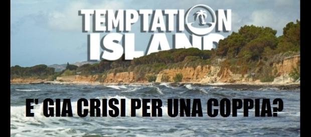 Una coppia di 'Temptation Island 2017' già in crisi? I dettagli.