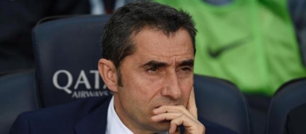 Valverde le nouveau coach du FC Barcelone