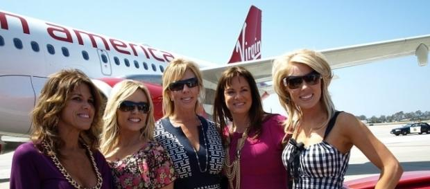 Vicki Gunvalson, The Real Housewives of Orange County/ Gina Hughes via Wikimedia Commons