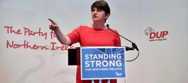 Who are the Democratic Unionist Party, what's in the 2017 DUP ... - thesun.co.uk