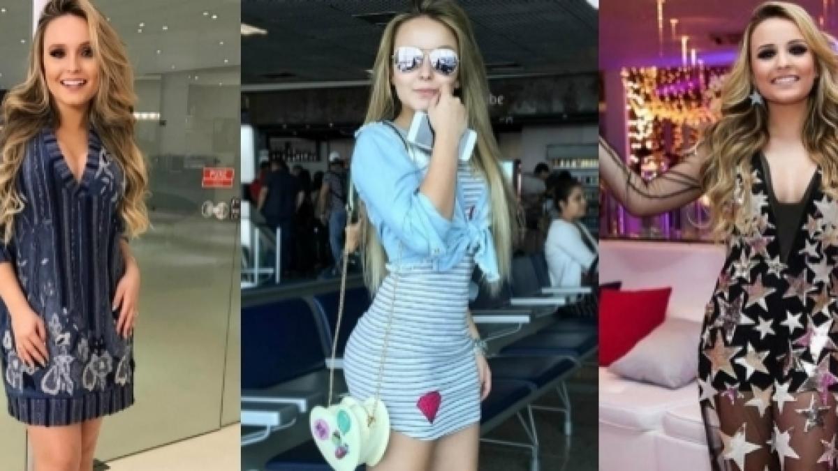 Larissa Manoela e seu estilo  6 looks da atriz para você se inspirar b69db94b5c