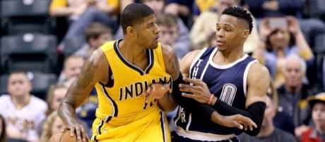 NBA Trade Rumors: Oklahoma City Thunder To Acquire Paul George ... - inquisitr.com