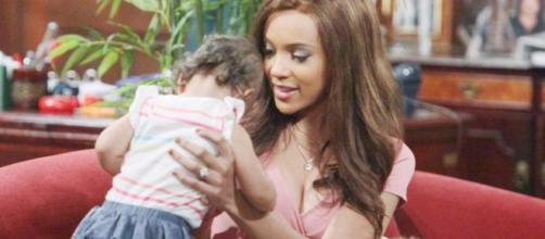 Anticipazioni Beautiful: Nicole rinuncia di nuovo a Lizzie