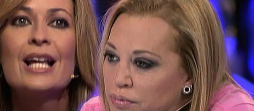 Belén Esteban y Olvido Hormigos, cara a cara en la final de 'GH VIP' - telecinco.es