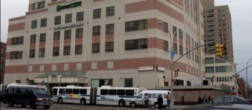 Bronx Lebanon Hospital by Jim.henderson via Wikimedia Commons