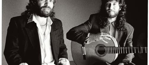 Camarón de la Isla y el guitarrista Tomatito, homenaje en Madrid al cantaor