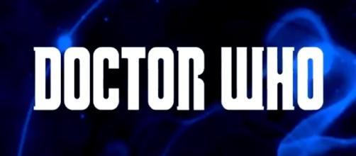 Doctor Who tv show logo image via a Youtube screenshot